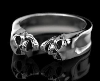 Gemini Skull Band