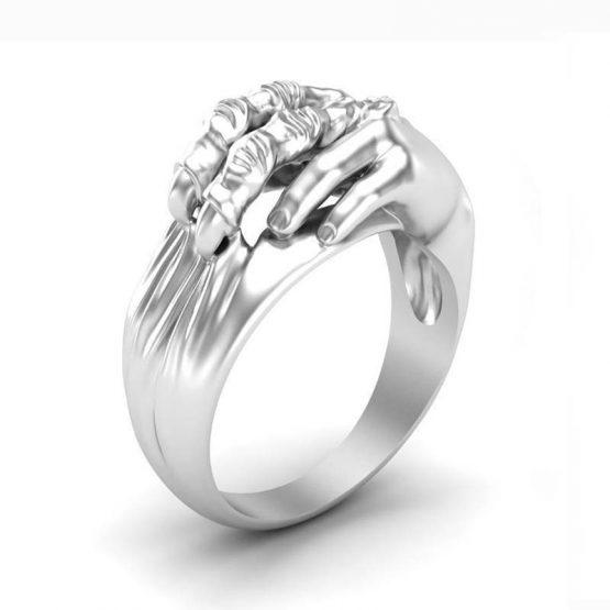 Hand Transformation ring